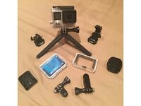 GoPro Hero4 / Hero 4 Silver Edition & Official Tripod
