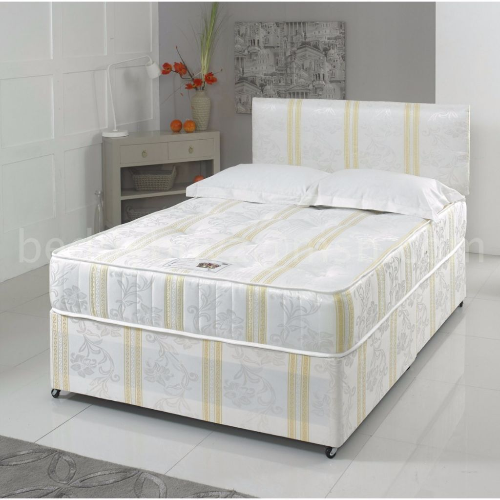 100 Guaranteed Price Brandnew Kingsize Bed Double Single Bed With Crown Orthopaedic
