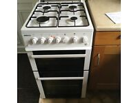 Gas cooker made by Beko