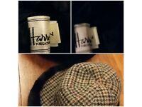 Harrods winter hats