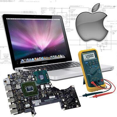 Apple Macbook Pro Repair - Component Level Logic Board Repair inc. Liquid Damage
