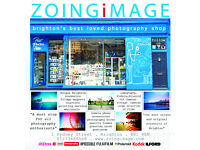 Part time position in our busy photography store