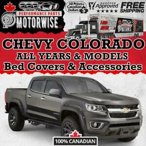 Chevy Colorado Bed Covers - Accessories - Performance Parts | FINANCING Available | Shop & Order at Motorwise.ca