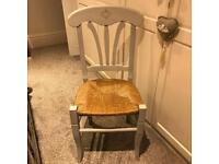 Bedroom /dining shabby chic chair