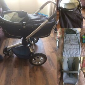 Quinny buzz prom/pushchair