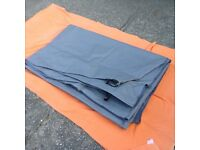 Outwell Bearlake 6 ground sheet