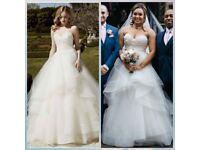 Ibanda Wedding dress by Enzoani Blue