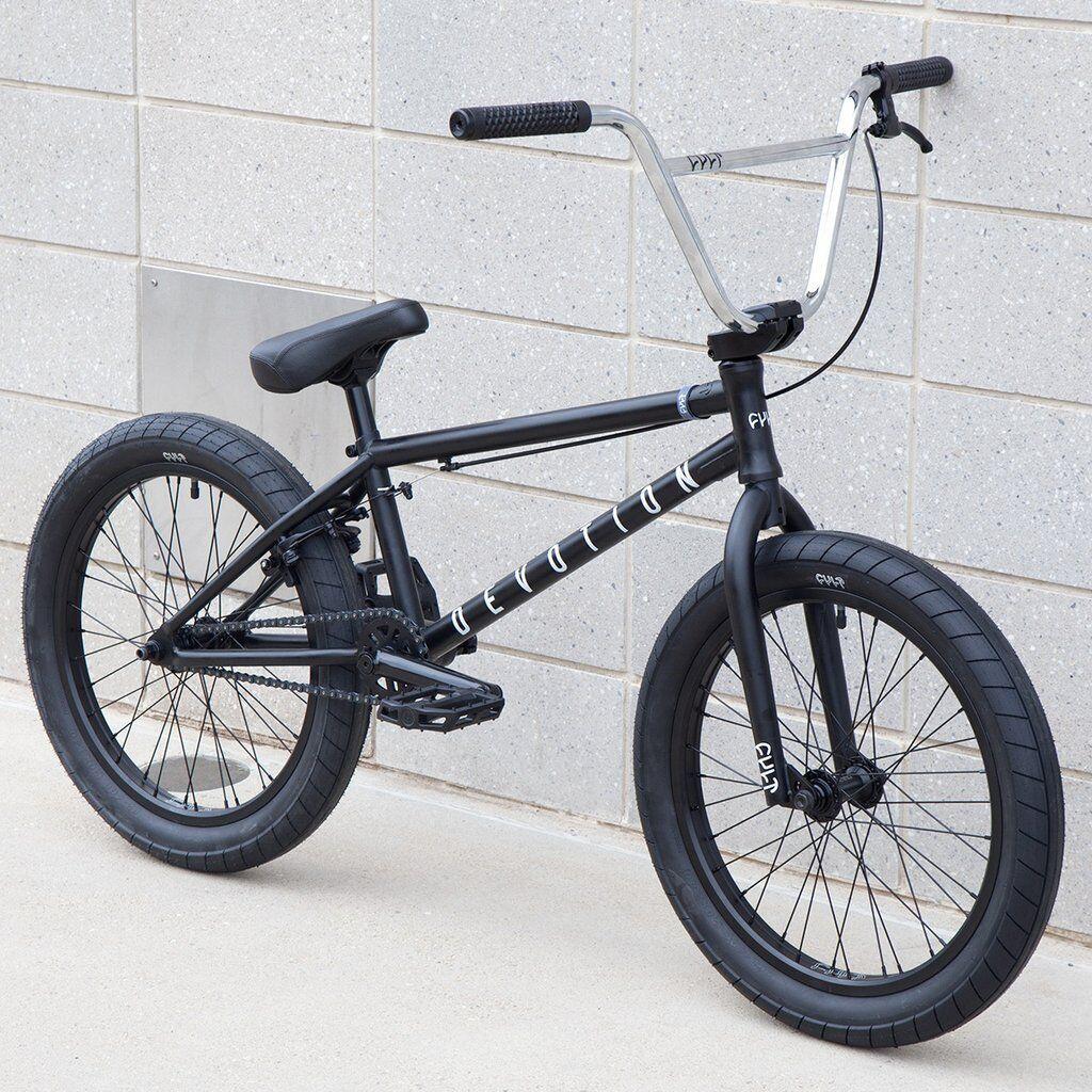 Cult 2019 Gateway JR C Complete 20 BMX Raw//Black