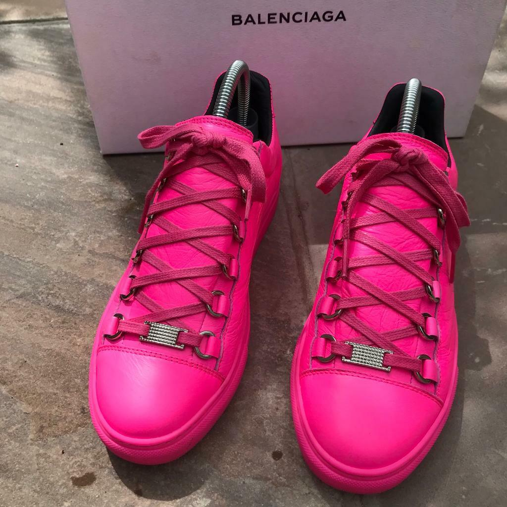 Balenciaga arena trainers size 4 | in Newham, London | Gumtree