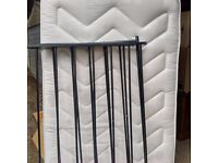 Double mattress ONLY (no bed frame) good condition