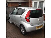 VAUXHALL AGILA DESIGN Low mileage with AIR CONDITIONING