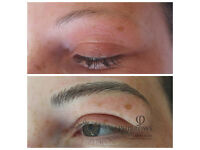 Microblading Eyebrows OFFER - ONLY £200 FREE Retouch (Regular Price £365) Advanced Level Artist