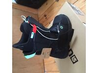 Womens Snowboard Boot - Burton Mint 2015 size UK5