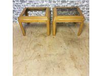2x Vintage Coffee Tables
