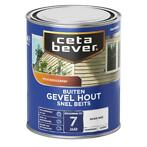 Cetabever Snelbeits Gevel Hout transparant - 990 ml -