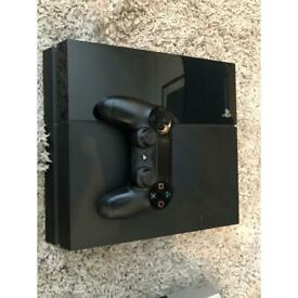 PS4 Console immaculate condition