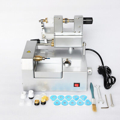 St 110v Optical Lens Cutter Eyeglass Cutting Milling Machine Optometry Equipment