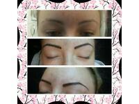 Beautiful Semi Permanent Makeup & Microblading. Brows, Eyeliner & Lips.
