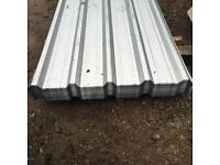 🛠NEW BOX PROFILE ROOF SHEETS - GALVANISED - CLADDING/STABLES ETC