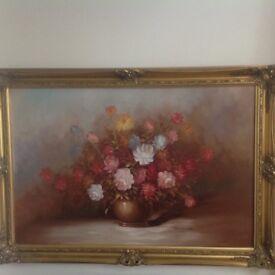Original oil painting by Robert Cox
