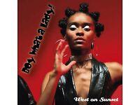 Bongo/latin percussionist for original funk/soul/pop band