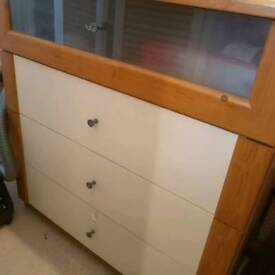 4 drawer Ikea dresser