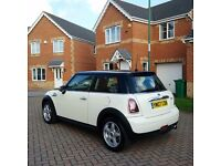 MINI COOPER 1.6, MOT JULY 2017, LEATHER INTERIOR, EXCELLENT CONDITION