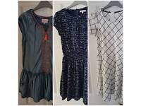 Large bundle of excellent quality girls clothes (10-12y mostly)