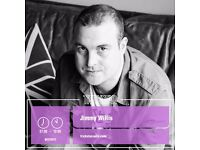 Producer / Co-presenter for Jimmy Willis