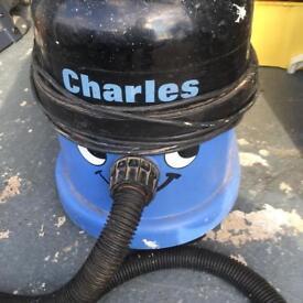 Numatic Charles vacuum