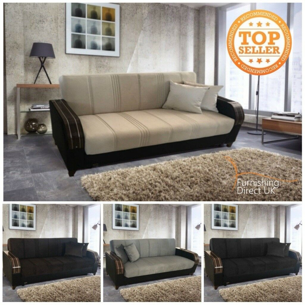 Ed Deal Brand New Turkish Sofa Bed Large