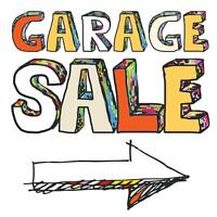 Garage Sale this Saturday, May 30, 2015 from 8 - 1