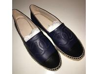 Chanel Espadrilles Size39 BNIB