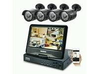 Cctv and home security installers