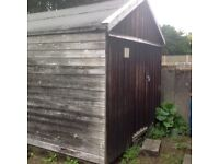 Garden shed 12footx8 foot