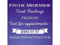 Psychic Mediumship Clairvoyant Readings