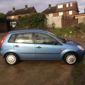 Ford Fiesta Finesse 5dr - Price Reduced - need the space