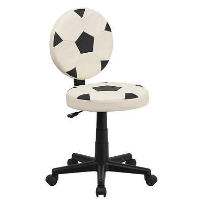 Flash Furniture Soccer Ball Office Computer Task Chair Bt-6177-soc-gg