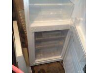 Fridge freezer,medium size,£65.00