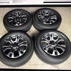 "Ford ranger wildtrack 18"" wheels"