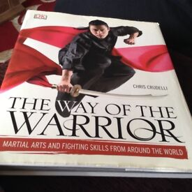 The way of the warrior fighting skills book