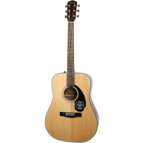 Fender Classic Design CD-60S Natural