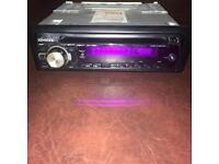 Kenwood car stereo ** AUX**