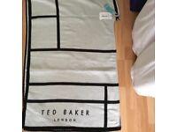 Ted baker mondo cape black mix