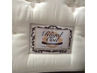 King size mattress,12 inch thick,comfort personified.£35.00