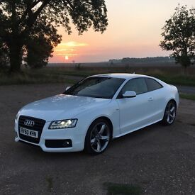 Audi A5 S-Line 2.0Tdi Coupe
