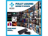 Amazon Fire Stick with Kodi 16.1 Fully-Loaded✔️Sports✔️Movies✔️TV✔️Kids✔️- Mobdro/MegaboxHD/Aptoide
