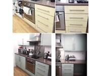 Professional Kitchen Spray Transformation Service