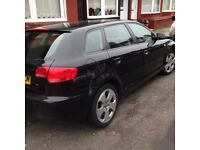 Audi A3 1.9 tdi (damaged)