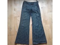 2 Pairs Brand new womens trousers.Top shop and peacocks